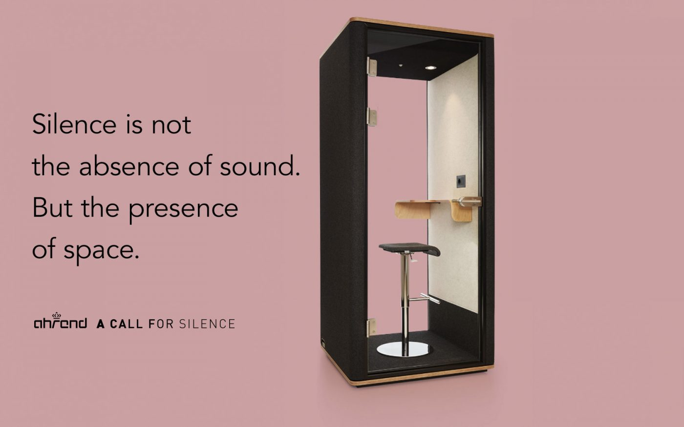 Ahrend Call for silence_5