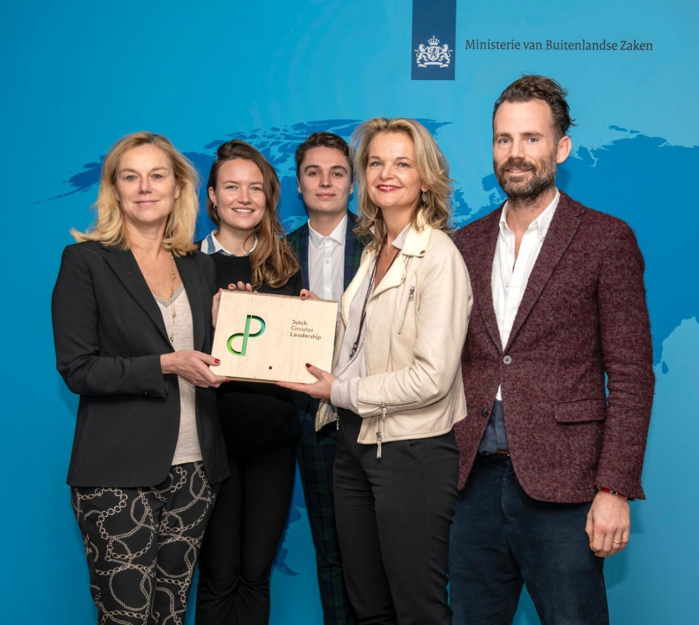 9 principles for circular leadership Minister Kaag at Climate conference COP25, Madrid.