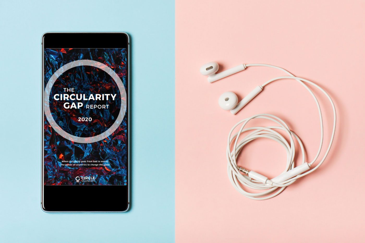 Circularity Gap Report- podcast
